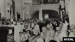 Українська греко-католицька церква в Перемишлі, 1971 рік (часи заборони в СРСР)