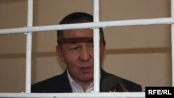 Ismail Isakov in court earlier this month