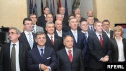 U Parlamentu Crne Gore 10. jun 2009., Foto: Savo Prelević