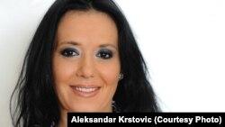 Brankica Stankovicć, foto: Aleksandar Krstović
