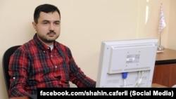 Şahin Cəfərli, arxiv foto