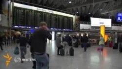 Lufthansa пилотлари иш ташлагани туфайли рейслар бекор қилинди