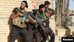 Иракский спецназ