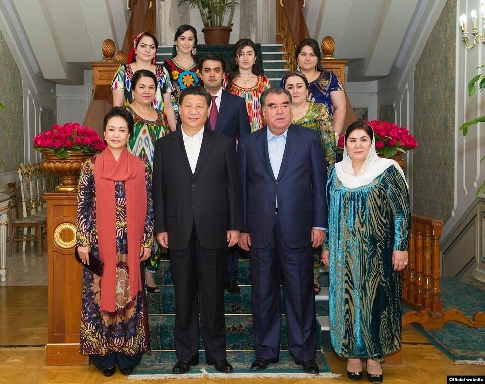 Семья президента узбекистана ислама каримова фото - 4