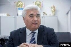 Профессор Сулайман Кайыпов.
