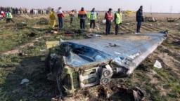 پیش از این ویدئویی از شلیک تنها یک موشک به هواپیمای اوکراینی منتشر شده بود.