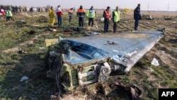 Vendi ku u rrëzua aeroplani ukrainas në Teheran.