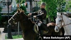 Рамзан Кадыров, фото из архива
