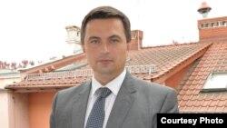 Давід Ласек, керівник Асоціації «Карпатський єврорегіон – Польща»