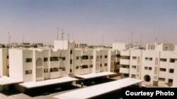 احد مشاريع وزارة الاسكان -بغداد