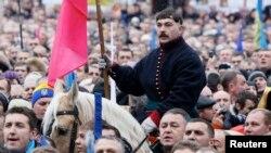Під час другого Народного віче у Києві