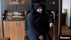 Гульнара Рустамова в Махачкале, 11 июля 2012 года