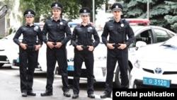 Патрульна поліція у Києві, липень 2015 року