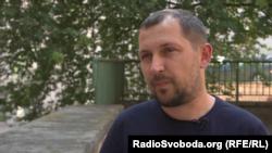 Олександр Білінський, колишній житель Горлівки
