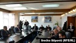 Sastanak lokalnih čelnika sa vjerskim liderima u Srednjebosanskom kantonu