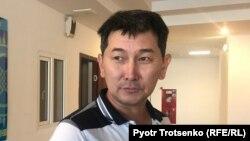Лұқпан Ахмедияров.