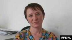 Светлана Шаропина, пациентка наркологического диспансера.
