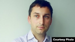 Дзьмітры Чарнаморац, дырэктар па разьвіцьці беларускай лягістычнай кампаніі Apply Logistic.