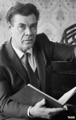 Александр Филиппович Ведерников