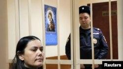 38-летняя няня из Самарканда Узбекистана Гульчехра Бобокулова.