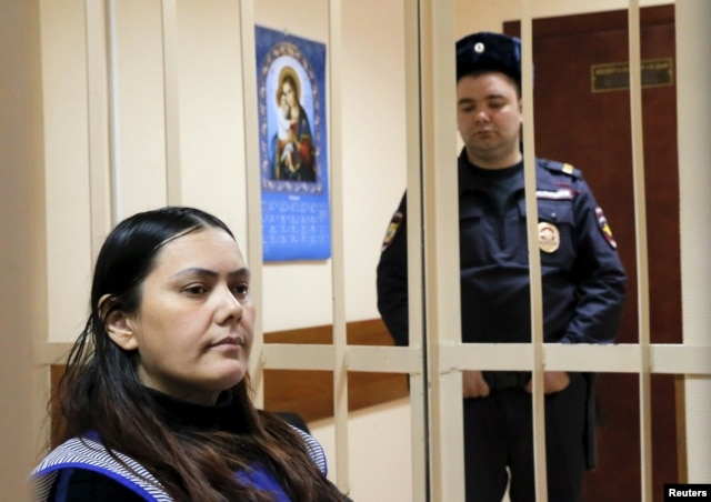 """Gyulchekhra Bobokulova appeared relaxed during her court appearance, saying, """"I am Allah's messenger. Hello, everyone."""""""