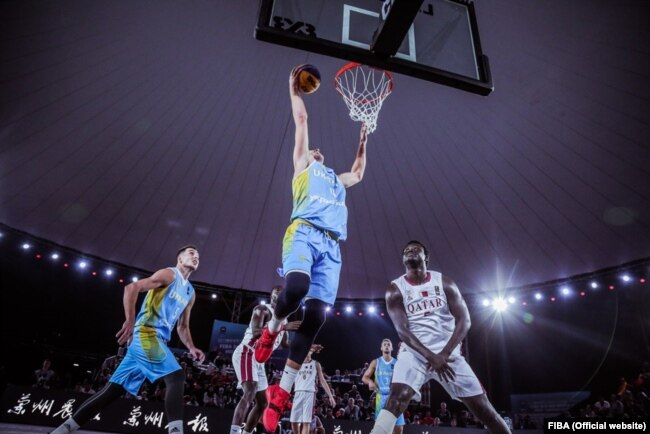 Чоловіча збірна України з баскетболу 3х3 на чемпіонаті світу