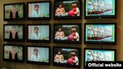 Türkmenistanyň milli telekanallary