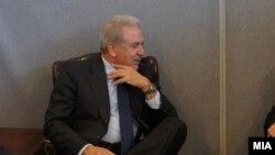Димитрис Аврамопулос, министер за надворешни работи на Грција.