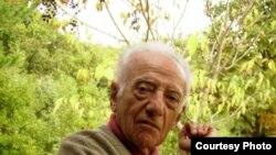 ناصر عصار، نقاش فقید، در پاریس