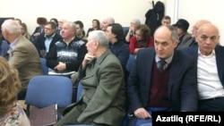 Уңнан: Назиф Мириханов, Фарис Харисов
