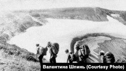 Экспедиция Петра Шпиня на Чёрноиюсский ледник – тот самый, открытый случайно
