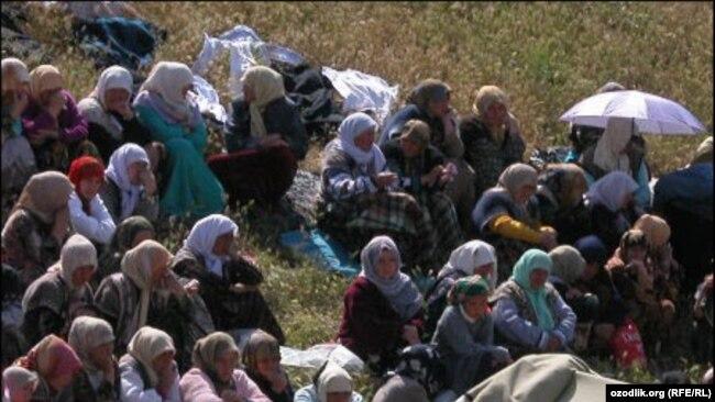 Андижонлик қочқинлар лагери