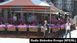 Macedonia -- Summer in Skopje, 20Jun2012