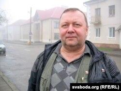 Віктар Сазонаў, праваабаронца