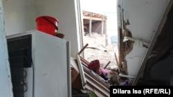 Частный дом после взрыва. Иллюстративное фото.