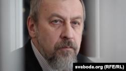 Jailed Belarusian politician Andrey Sannikau
