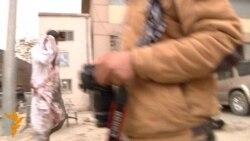 لت و کوب دو ژورنالیست رادیو آزادی توسط نیروهای امنیتی افغان