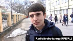 Студент Шахрун – з Таджикистану