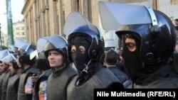 Foto nga protesta në Kairo