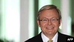 کوین راد، رهبر حزب کارگر استرالیا، هفته گذشته در انتخابات پیروز شد
