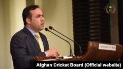 FILE: Shukrullah Atif Mashal, the current Afghan ambassador in Pakistan.
