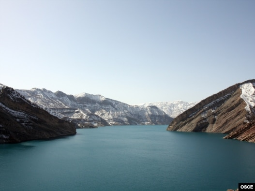 While Tajikistan sees energy independence and economic development in hydropower on the Vakhsh and other rivers, Uzbekistan fears for its agriculture on an already-overburdened river system.