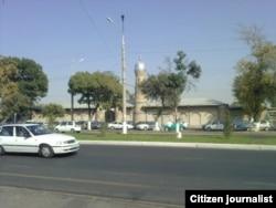 """Jo'rabek"" Mosque in Tashkent"