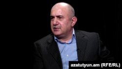 Samvel Babayan was the top commander of ethnic Armenian forces in Nagorno-Karabakh from 1993 to 1999.