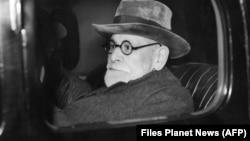 Зигмунд Фрейд, 1938 год