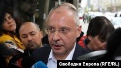 Сергей Станишев.