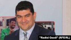 Олимпийский чемпион Дилшод Назаров