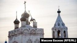 Золотые купола забайкальских храмов