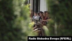 Izvještava Gojko Veselinović