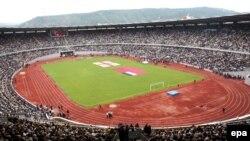 Предполагается, что матч пройдет на главной спортивной арене страны - Национальном стадионе имени Бориса Пайчадзе